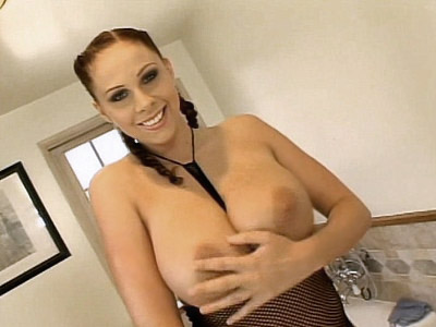 Busty real homemade porn Star Boob Tease